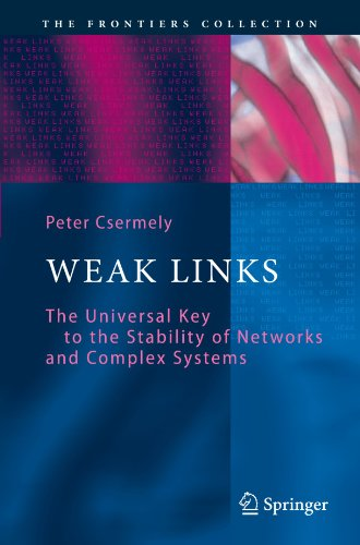 Weak Links: The Universal Key to the Stability of Networks and Complex Systems (The Frontiers Collection)