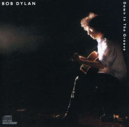 CD : Bob Dylan - Down in Groove (CD)