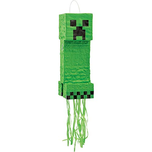 Unique Minecraft 3D Party Pinata]()