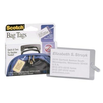 Scotch Laminating Luggage Protectors LS853 5G product image