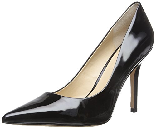 Leather David Patent Charles Pumps - CHARLES DAVID Women's Sway II Dress Pump, Black Patent, 9 M US