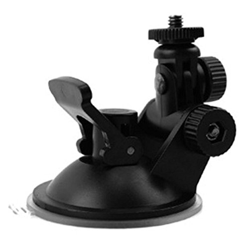 LUQUAN Mini Suction Cup Mount Holder For Car Digital Video Recorder Camera