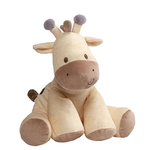 Baby GUND Playful Pals Giraffe Music Keywind Stuffed Animal Plush Toy, ()