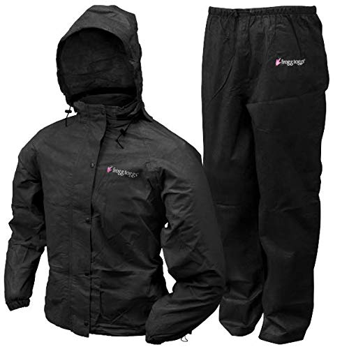 Frogg Toggs All Purpose Rain Suit, Women's (Best Waterproof Motorcycle Suit)