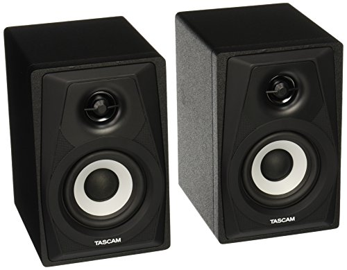 "Two-Way 3"" Powered Studio Monitors - Tascam VL-S3"