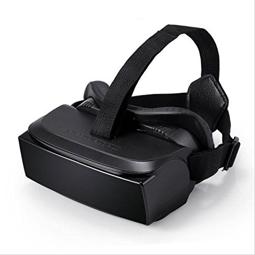 ADG HMD-518 3D Personal Private 3D Mobile Theater Cinema 80'' Virtual Reality 3D Video Glasses Support U Disk TF AV Input Media Player