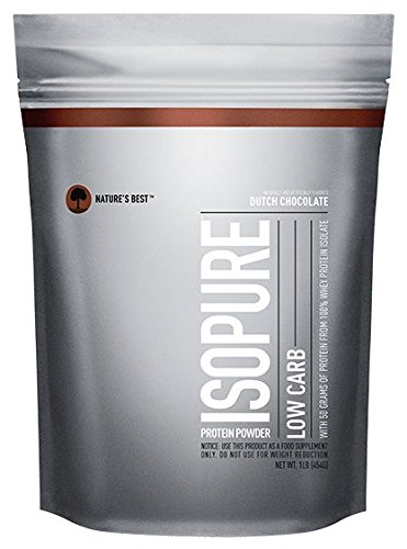 Isopure Protein Powder Isolate Flavor product image