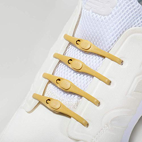 Misura Adatti Yellow Scarpa Mineral 0 Lacci Non 2 Unica Si Hickies Elastici Per Pezzi Allacciano Performance Ogni Scarpe Ad 14 SxB60nWF