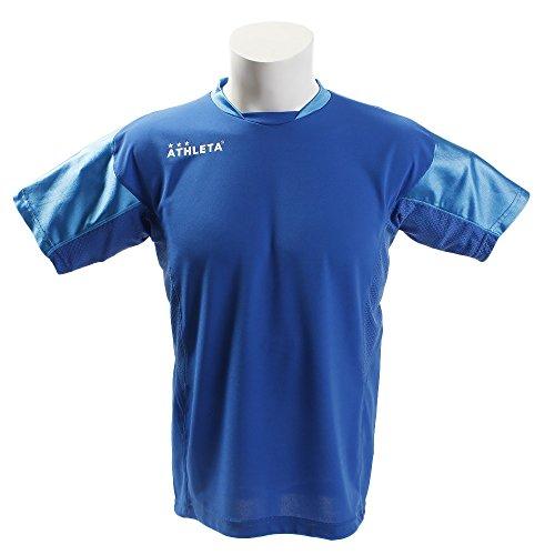 どちらも品種であるアスレタ(アスレタ) 定番ゲームシャツ 18001 BLU (ブルー/S/Men's)