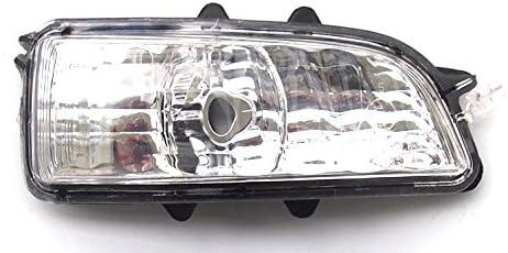 Espejo retrovisor exterior a su vez indicador de se/ñal Repetidor lente derecho