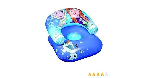 Disney Frozen Sofá Inflable Congelado Silla De La Playa De La ...