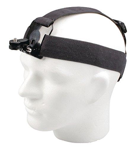 Profi Kopfhalterungs-Set für Action-Kamera Stirn Band Actioncam Befestigung zb für GoPro