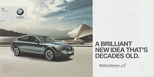 *ORIGINALPRINTED SALES BROCHURE* 2009 BMW 5 SERIES GRAN TURISMO