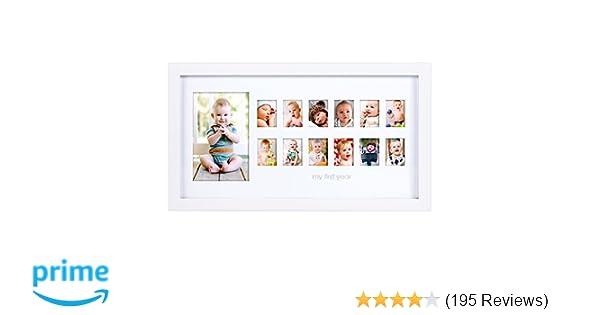 Amazon Pearheadmy First Year Photo Moments Baby Keepsake