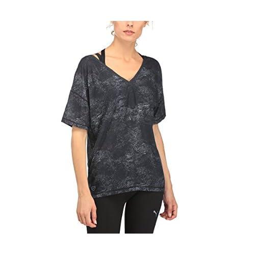 Puma Dancer Drapey T-Shirt Femme