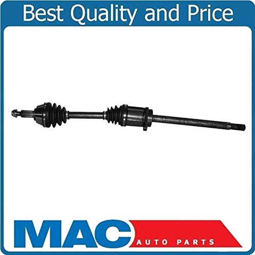 Parts Shaft Cv Half Joint (100% All New CV Joint Axle Shaft Assembly for 2009-2011 Maxima Passengers Side)