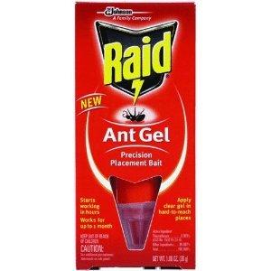 Raid Ant Gel SC Johnson Insecticides/Liquid/Rtu 72398 046500