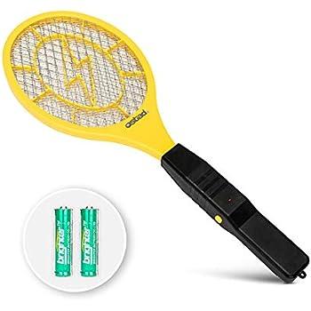 Amazon.com : 3000 Volt Electric Fly Swatter Mini Bug