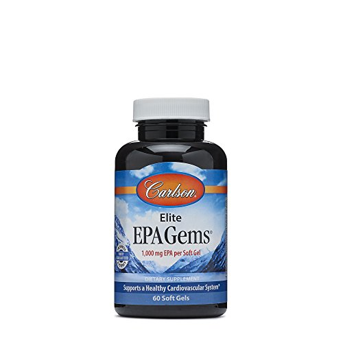 Carlson Labs EPA Gems, 60 Softgels For Sale