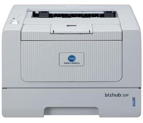 Konica Minolta Bizhub 20P –  Drucker Laser und LED (2400 x 600 dpi, 30000 Seiten pro Monat, PCL 3, PCL 6, Laser, 32 ppm, 18 S) A32P011