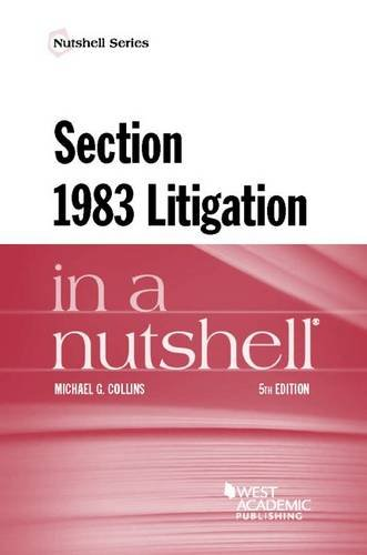 Section 1983 Litigation in a Nutshell (Nutshells) by Michael Collins