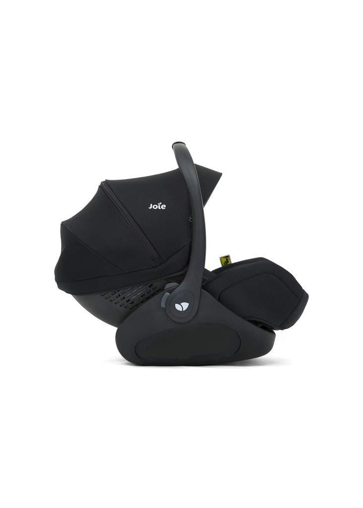 Joie i-Level Babyschale i-Size Kindersitz inkl i-Base Basis Station LX Ember