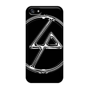 Iphone 5/5s McS5743yggx Customized Fashion Linkin Park Image Excellent Hard Phone Cases -KerryParsons
