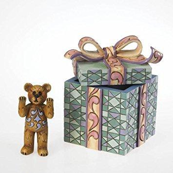 Timothy Peekerbeary....Surprise! Boyds by Jim Shore (Shore Bears)