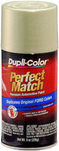 Dupli-Color BFM0376 Gold Ash Metallic Ford Exact-Match Automotive Paint - 8 oz. Aerosol