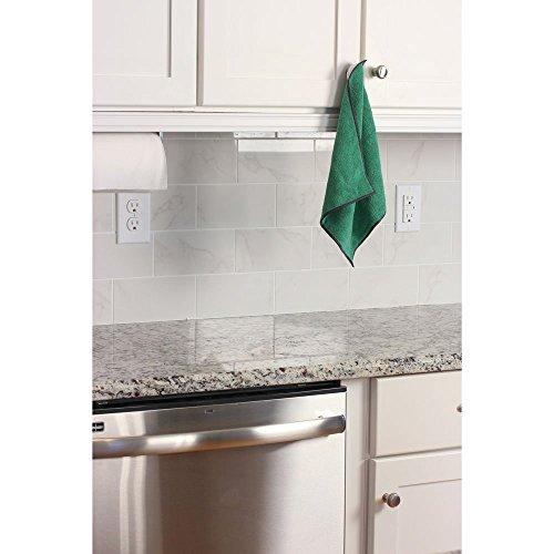 Cedar Creek 12''x16'' Premium Plush Microfiber Cleaning Cloths, Professional Grade, Green, 144 Case Value Pack by Cedar Creek (Image #6)