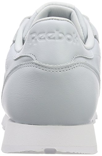 X black reflection Reebok white Face Multicolore Leather Classic Femme Blue Baskets SwAqEaFw