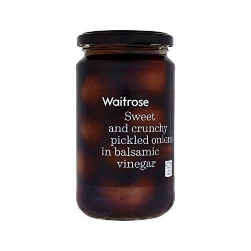 Balsamic Onions Waitrose 454g - Pack of 4