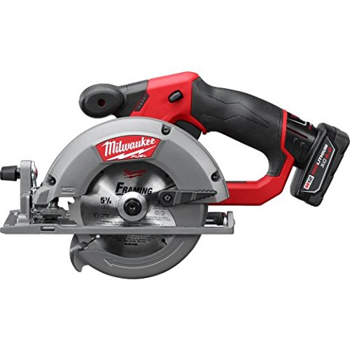 Milwaukee 2530-21XC M12 Fuel 5-3 8 Circular Saw Kit