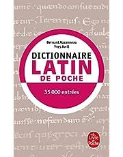 DICTIONNAIRE DE LATIN (LATIN-FRANCAIS)