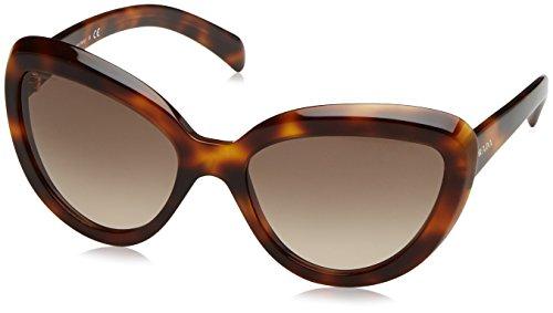 Prada Sonnenbrille (PR 08RS) Havana