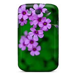 (BrgcO5555vOtwg)durable Protection Case Cover For Galaxy S3(pretty Flower)