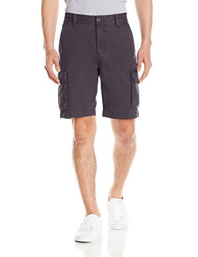 Amazon Essentials Men's Classic-Fit Cargo Short, Grey, 36