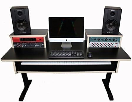 AZ Studio Workstations - Escritorio para estudio de teclado B ...