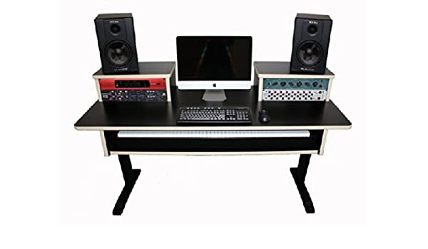 AZ Studio Workstations   B Keyboard Studio Desk