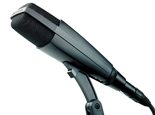 Sennheiser MD421-II Cardioid Dynamic Microphone with MZS-421 Shock Mount