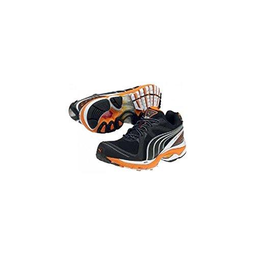 Puma Men Complete Vectana GTX 184150 01 Farbe: Black-Orange-Silver