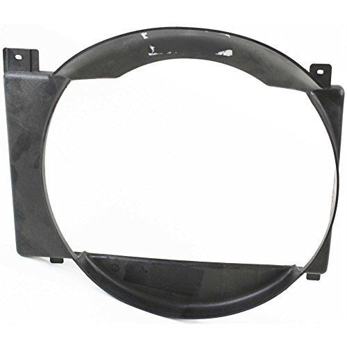 00 jeep cherokee radiator fan - 3