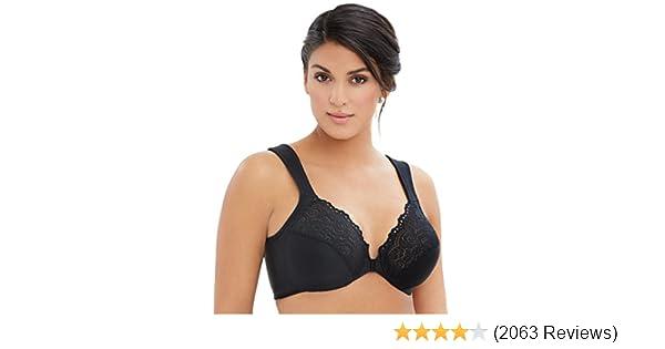 b938cd59a06bb Glamorise Women s Plus Size Full Coverage at Amazon Women s Clothing store   Bras