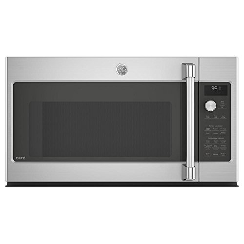 ge cafe over the range microwave - 3