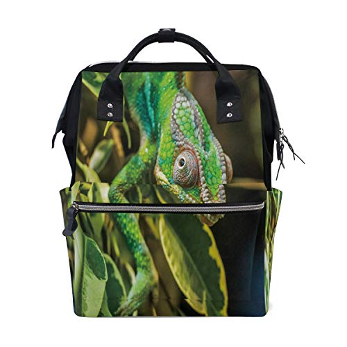 HangWang Diaper Bags Camouflage Art Fashion Mummy Backpack Multi Functions Large Capacity Nappy Bag Nursing Bag for Baby Care for Traveling