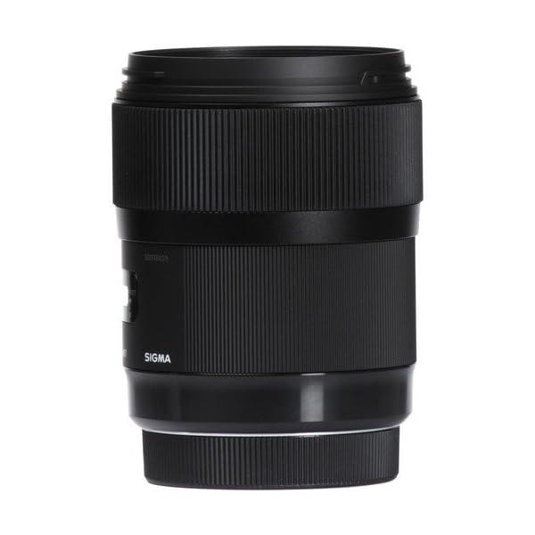 RetinaPix Sigma 35mm F/1.4 DG HSM Art Lens for Nikon DSLR Cameras