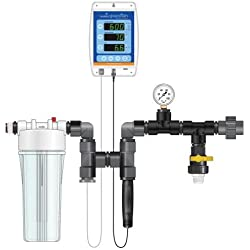 Dosatron 709012 Nutrient Delivery System EC (PPM)/pH/Temp Guardian Connect Monitor Kit