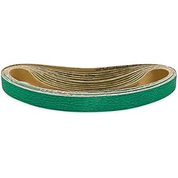 12 Pack 1 X 42 Inch 60 Grit Metal Grinding Zirconia Sanding Belts