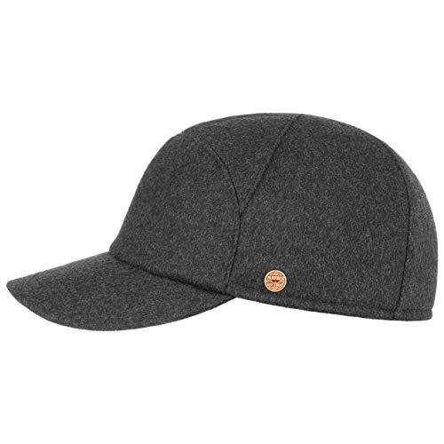 03af879b8 Mayser Premium Earflaps Baseball Cap Men | Made in The EU at Amazon ...