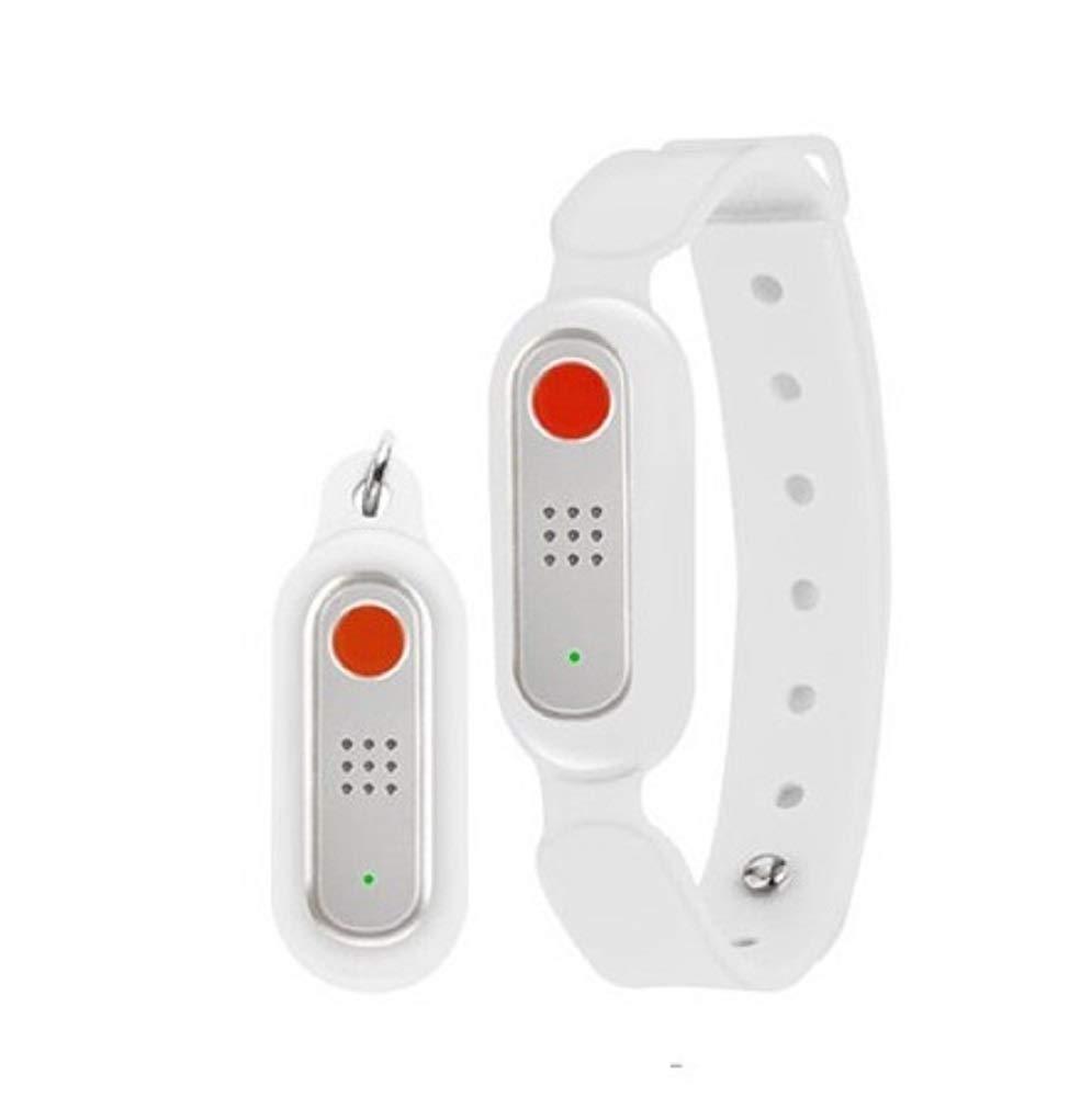 Ripello Electronic Mosquito Repellent Band Safe Convient Portable Pretty Design Small Powerful (White)